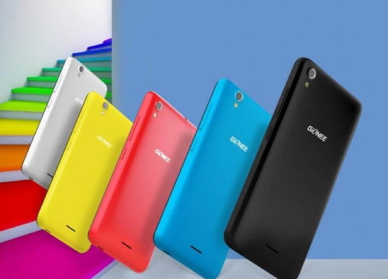 Gionee Pioneer P5 mini Android アンドロイド スマートフォン スマホ スペック 性能 2016年 04月 インド