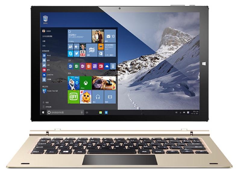 Teclast TBook 10 テックラスト ティーブック Windows ウィンドウズ  Tablet タブレット スペック 性能 2016年 04月 中国