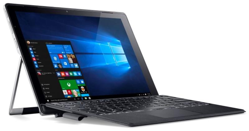 Acer Switch Alpha 12 Windows ウィンドウズ パソコン PC Tablet タブレット 2-in-1 スペック 性能 2016年 04月