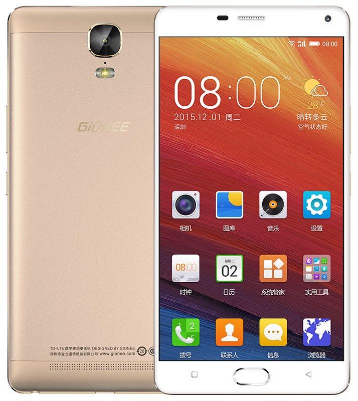 Gionee Marathon M5 Plus Android アンドロイド スマートフォン スマホ スペック 性能 2016年 04月 インド