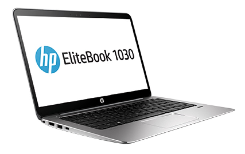 HP EliteBook 1030 G1 エリートブック ファンレス 静音 米軍調達基準 MIL-STD セキュリティ 指紋認証 Windows ウィンドウズ パソコン PC スペック 性能 2016年 05月