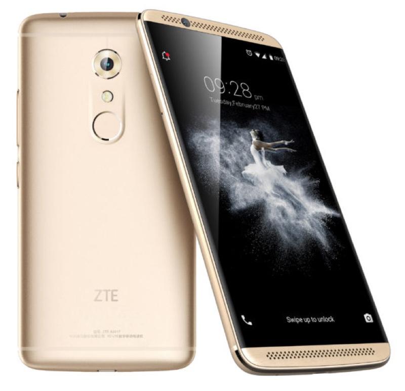 ZTE Axon 7 ハイエンド 高性能 フラッグシップ Android アンドロイド スマートフォン スマホ スペック 性能 2016年