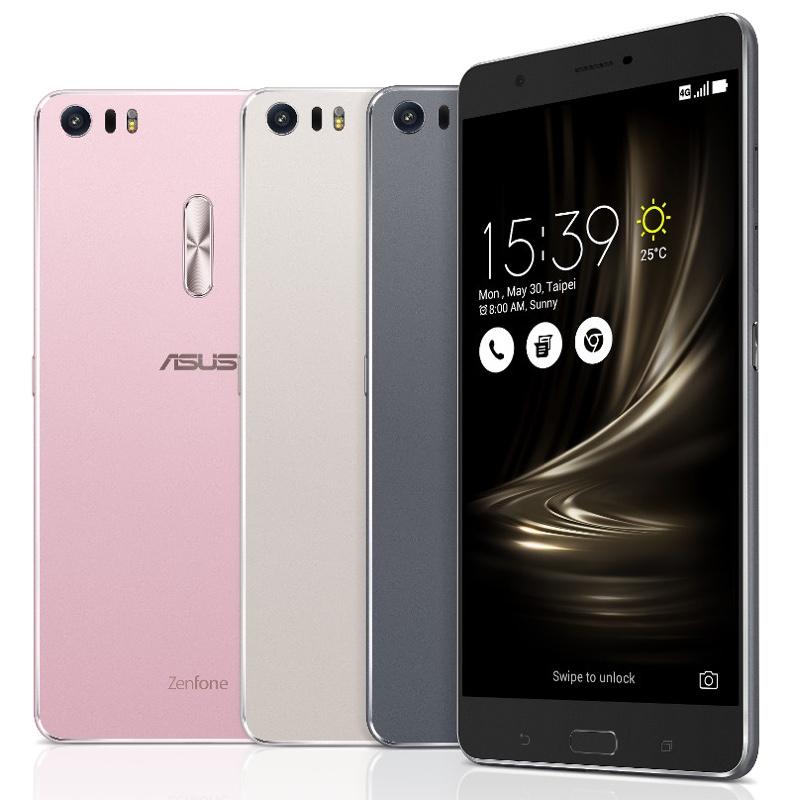ASUS ZenFone 3 Ultra エイスース ゼンフォン ウルトラ Android アンドロイド スマートフォン スマホ スペック 性能 2016年