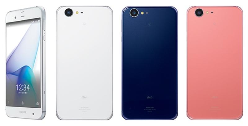 AQUOS SERIE SHV34 KDDI au 2016年 夏モデル Android アンドロイド スマートフォン スマホ スペック 性能