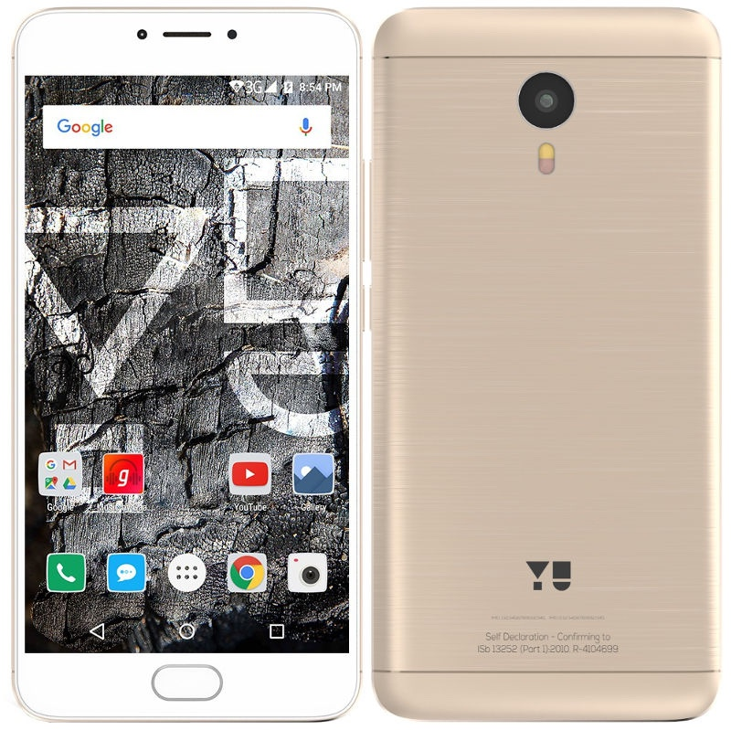 YU YUNICORN Android アンドロイド スマートフォン スマホ スペック 性能 2016年 05月 インド