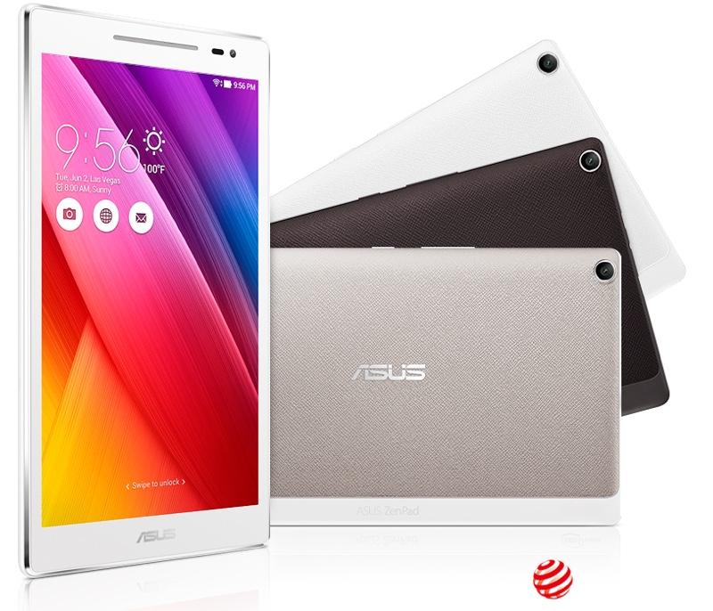 ASUS ZenPad 8.0 エイスース ゼンパッド SIMフリー LTE対応 Android アンドロイド Tablet タブレット スペック 性能 2016年