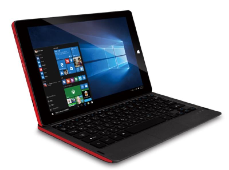 geanee WDP105-2G32G-CT-KB-PRO Windows ウィンドウズ  Tablet タブレット スペック 性能 2016年