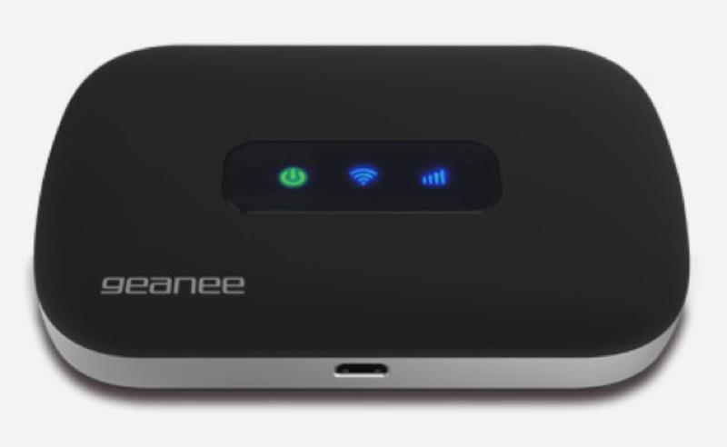 geanee MWR-01-LTE SIMフリー モバイルワイヤレスルーター モバイルWi-Fiルーター 2016年