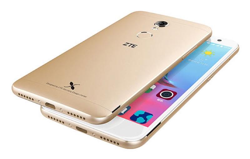 ZTE Small Fresh 4 スモール フレッシュ Android アンドロイド スマートフォン スマホ スペック 性能 2016年