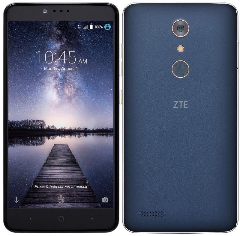 ZTE ZMax Pro Android アンドロイド スマートフォン スマホ スペック 性能 2016年 指紋認証 Snapdragon 617