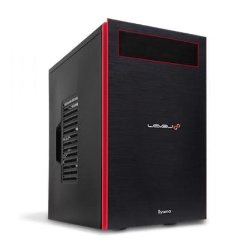 Lev-M015-i7-RNR iiyama パソコン工房 GeForce GTX 1060 Windows ウィンドウズ パソコン PC スペック 性能 2016年