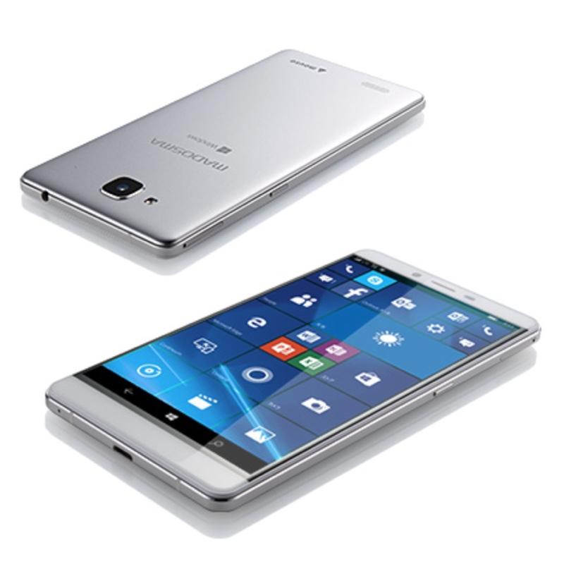 マウスコンピュータ MADOSMA Q601 Windows 10 Mobile ウィンドウズ モバイル スマートフォン スマホ スペック 性能 2016年
