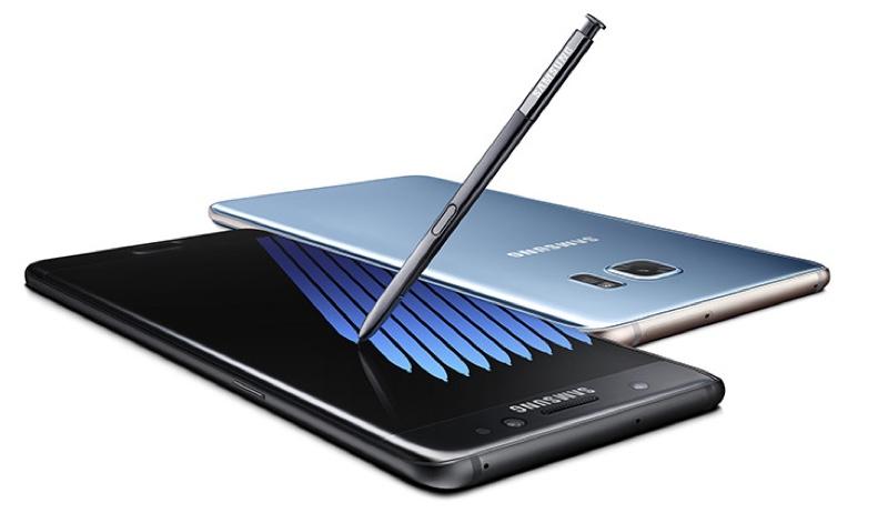 Samsung Galaxy Note 7 サムスン ギャラクシー ノート Android アンドロイド スマートフォン スマホ スペック 性能 2016年