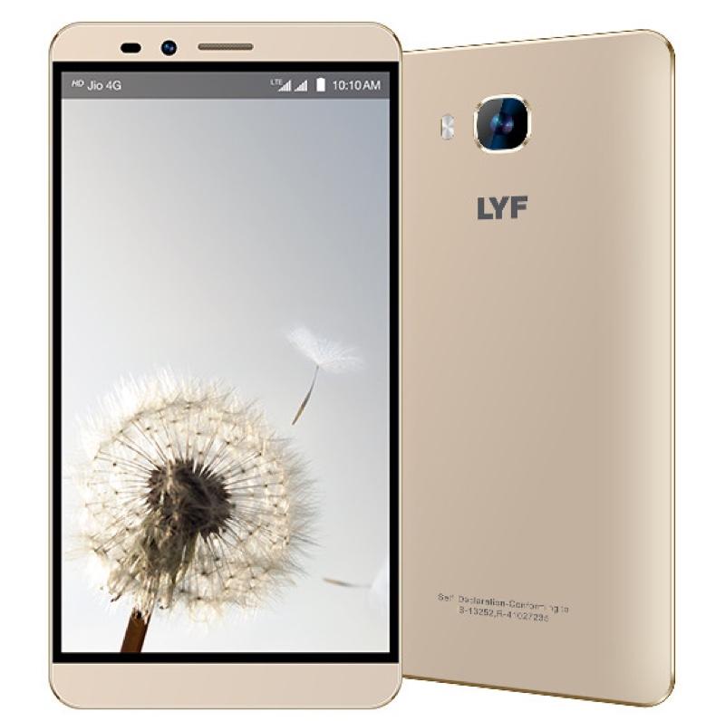 Lyf Wind 2 Android アンドロイド スマートフォン スマホ スペック 性能 2016年