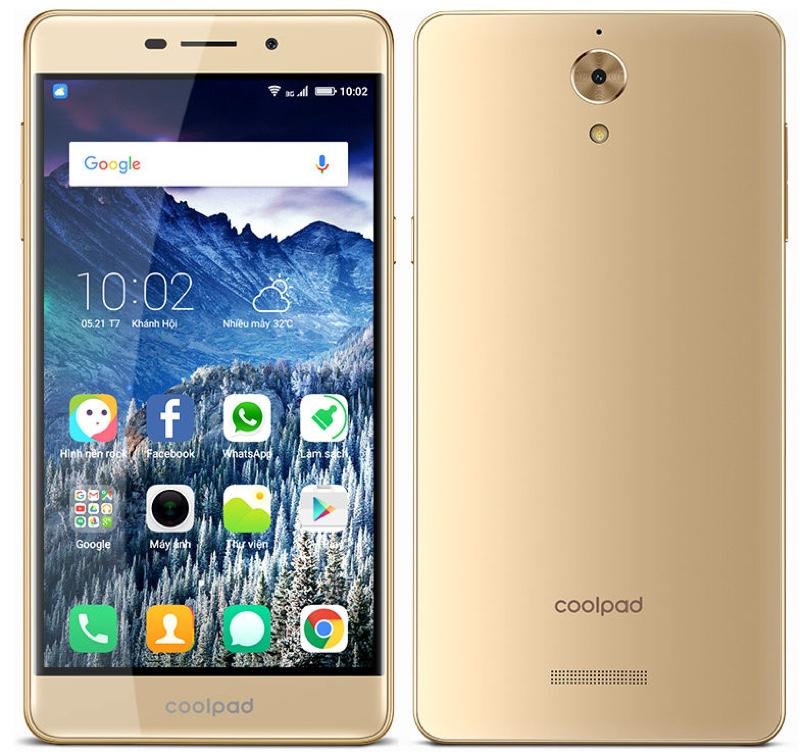 Coolpad Mega 2.5D クールパッド メガ Android アンドロイド スマートフォン スマホ スペック 性能 2016年