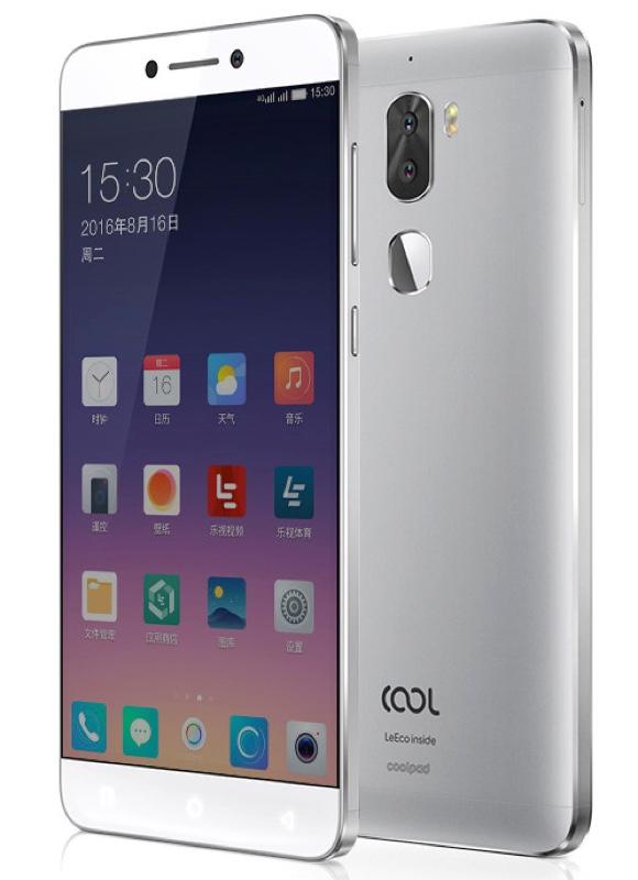 Cool1 LeEco Coolpad Android アンドロイド スマートフォン スマホ スペック 性能 2016年