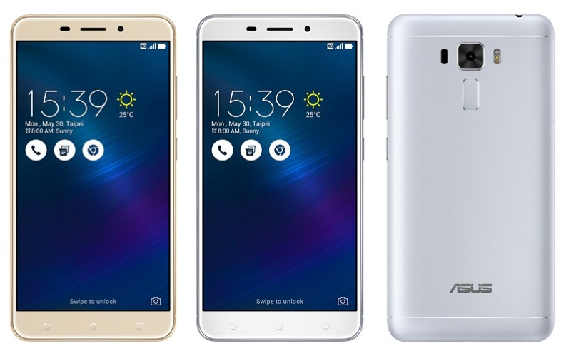 ASUS ZenFone 3 Laser エイスース ゼンフォン レーザー Android アンドロイド スマートフォン スマホ スペック 性能 2016年