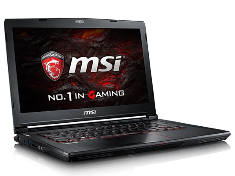 MSI GS43VR 6RE Phantom Pro エムエスアイ ゲーム用 ゲーミング GeForce GTX 1060 Intel Core i7-6700HQ Windows ウィンドウズ パソコン PC スペック 性能 2016年