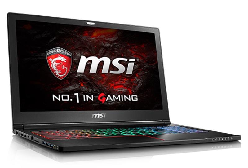 MSI GS63VR 6RF Stealth Pro エムエスアイ ゲーム用 ゲーミング GeForce GTX 1060 Intel Core i7-6700HQ Windows ウィンドウズ パソコン PC スペック 性能 2016年