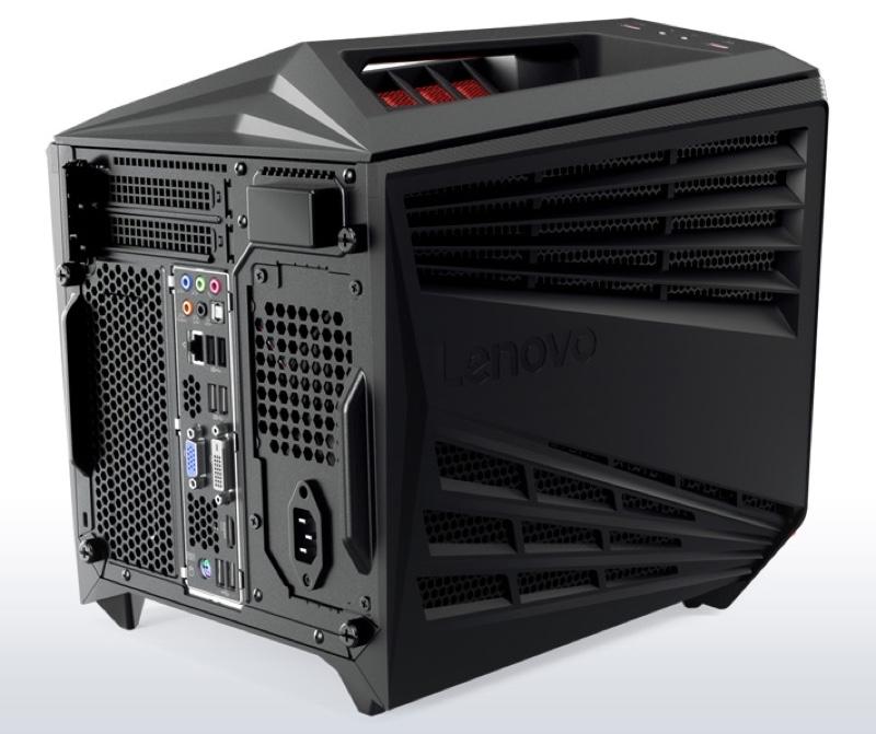 Lenovo ideacentre Y720 Cube レノボ キューブ ゲーミングパソコン Windows ウィンドウズ パソコン PC スペック 性能 2017年