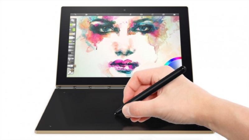 Lenovo Yoga Book レノボ ヨガ ブック Windows ウィンドウズ Android アンドロイド Tablet タブレット スペック 性能 2016年