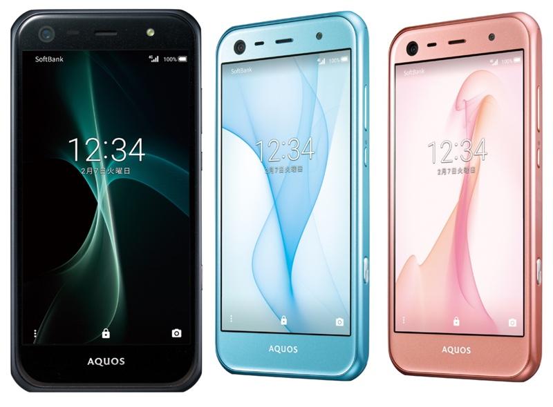 AQUOS Xx3 mini アクオス ミニ Softbank ソフトバンク Android アンドロイド スマートフォン スマホ スペック 性能 2016年
