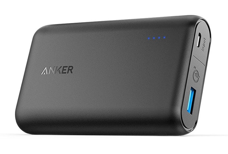 Anker PowerCore Speed 10000 QC アンカー パワーコア モバイルバッテリー 2016年 Quick Charge 3.0