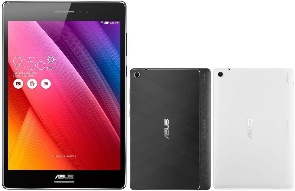 ASUS ZenPad S 8.0 (Z580CA) エイスース ゼンパッド Android アンドロイド Tablet タブレット スペック 性能 2016年
