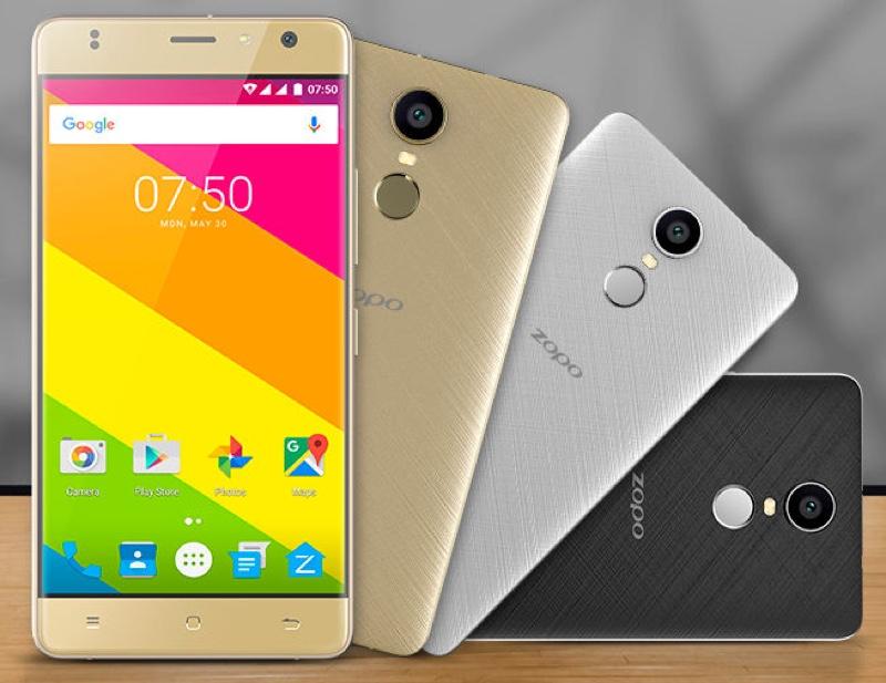 Zopo Color F5 Android アンドロイド スマートフォン スマホ スペック 性能 2016年