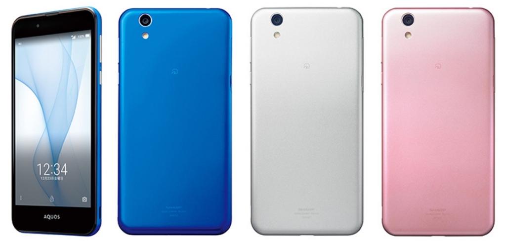 AQUOS L アクオス Android アンドロイド スマートフォン スマホ スペック 性能 2016年 MVNO 格安SIM UQ mobile