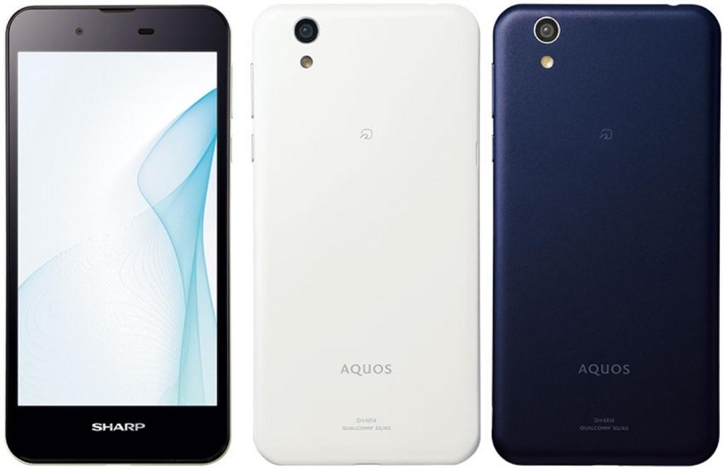 AQUOS SH-M04 Android アンドロイド スマートフォン スマホ スペック 性能 2016年