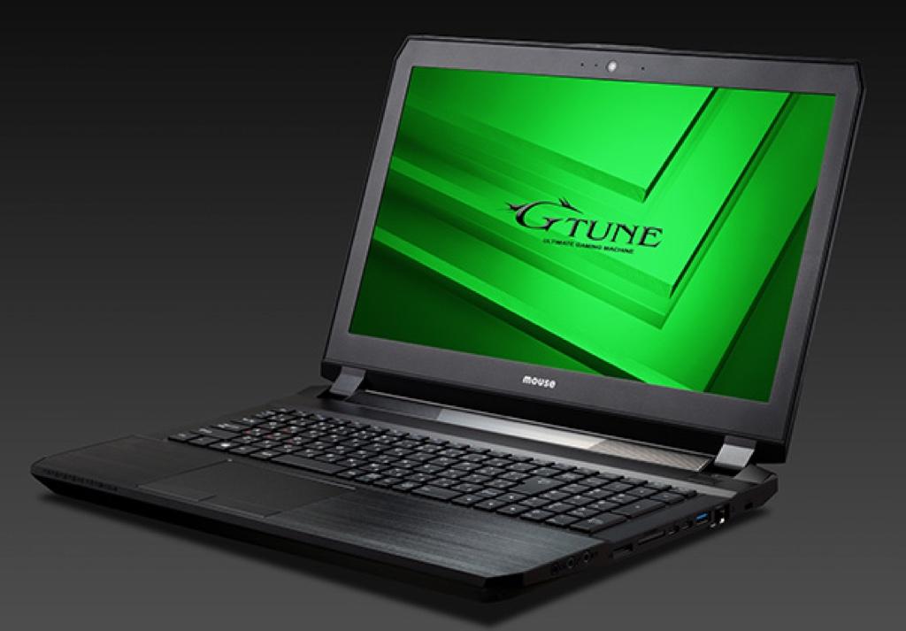 NEXTGEAR-NOTE i5530 マウスコンピューター G-Tune Windows ウィンドウズ パソコン PC スペック 性能 2016年 BTO GeForce GTX 1060 Intel Core i7-6700HQ