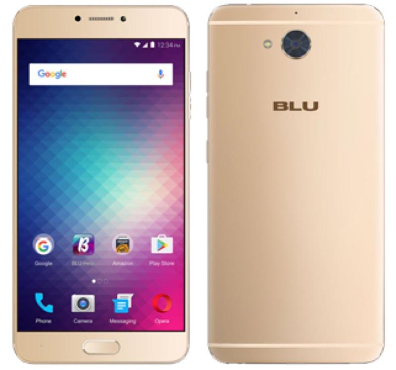 BLU Vivo 6 Android アンドロイド スマートフォン スマホ スペック 性能 2016年