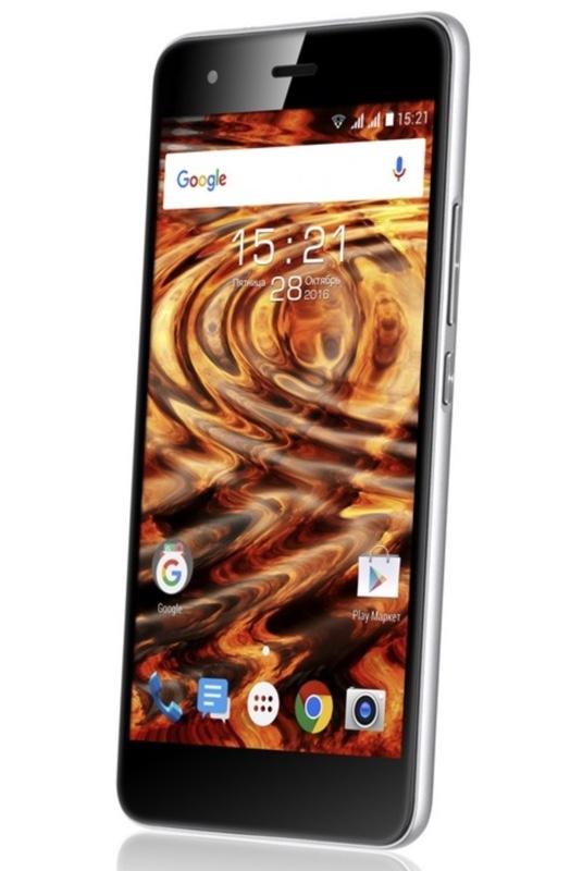 FLY Cirrus 7 Android アンドロイド スマートフォン スマホ スペック 性能 2016年
