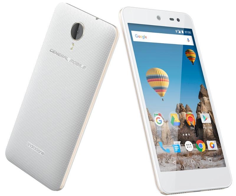 General Mobile GM 5 Android アンドロイド スマートフォン スマホ スペック 性能 2016年