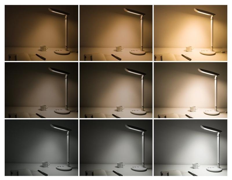 eufy Lumos E1 LED スタンドライト デスクライト PowerIQ 省エネ 長寿命