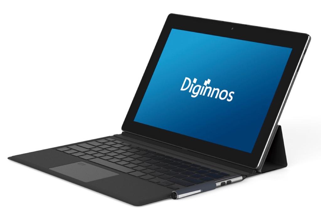 Diginnos DGM-S12Y デジノス ドスパラ PCショップ BTO Windows ウィンドウズ  Tablet タブレット スペック 性能 2016年