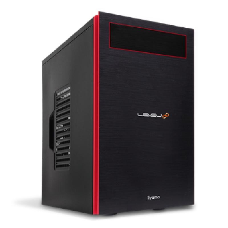 Lev-M03A-A12-FZR iiyama パソコン工房 ユニットコム Windows ウィンドウズ パソコン PC スペック 性能 2016年