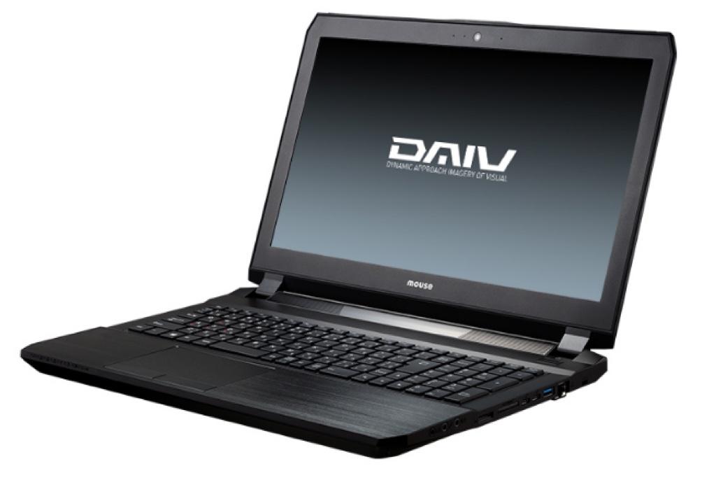DAIV-NG5710E1 マウスコンピューター Windows ウィンドウズ パソコン PC スペック 性能 2016年