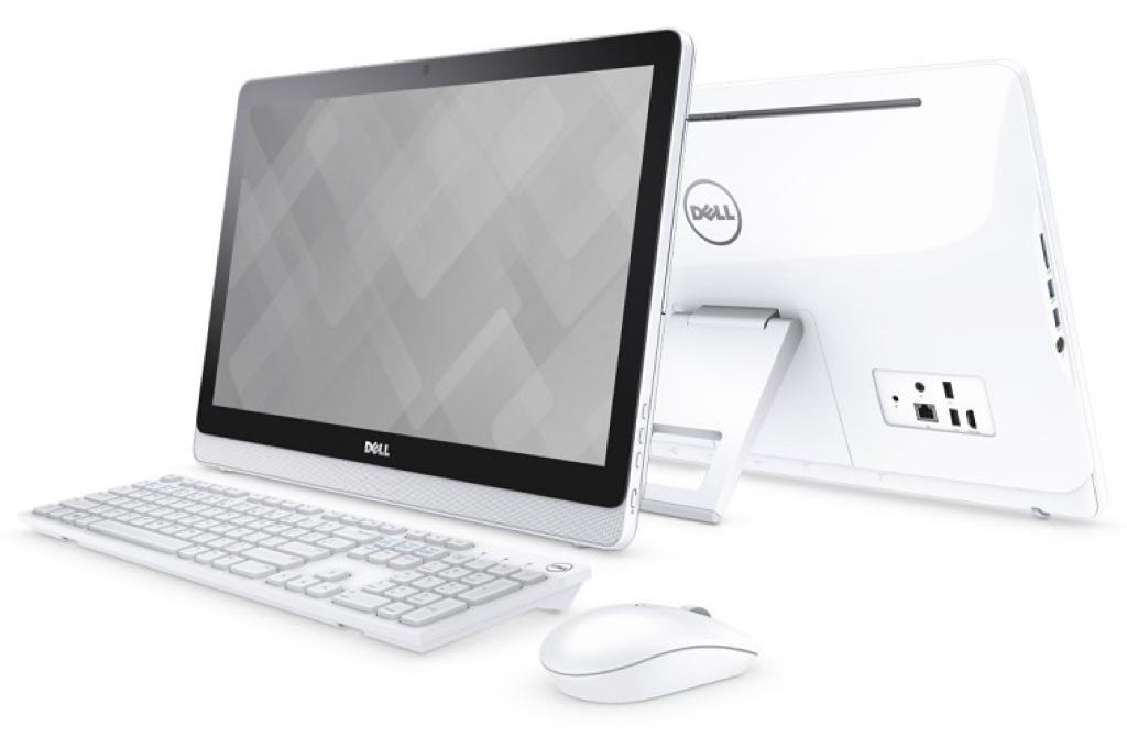 DELL New Inspiron 22 3000 オールインワン デル インスパイロン 一体型 オールインワン パソコン PC スペック 性能 2016年
