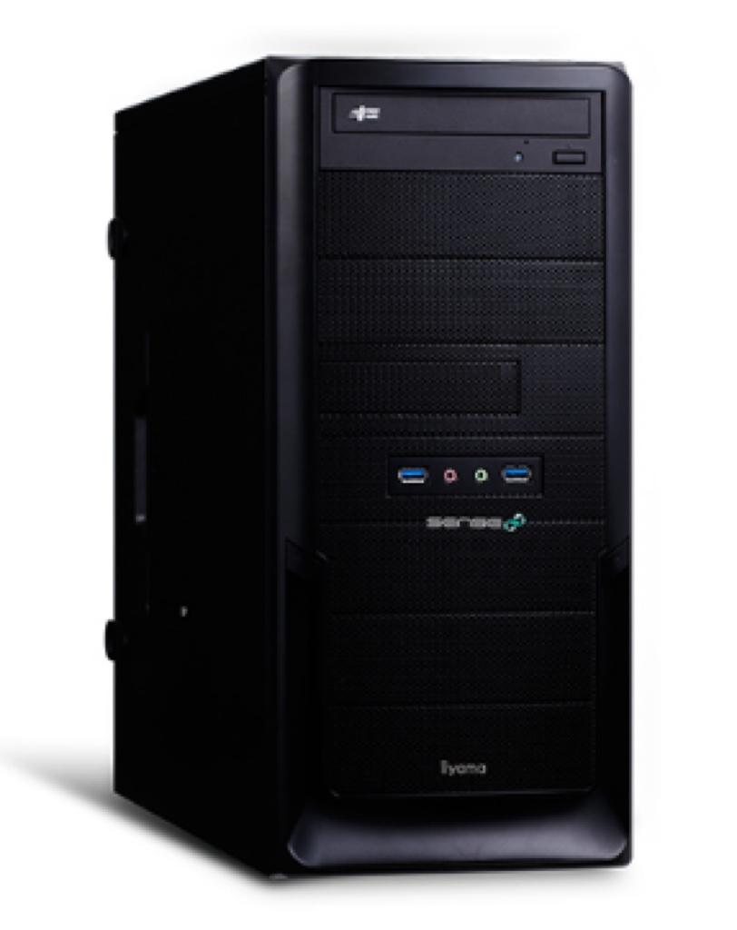 SENSE-R009-i7-LX-CMG パソコン工房 ユニットコム Windows ウィンドウズ パソコン PC スペック 性能 2016年