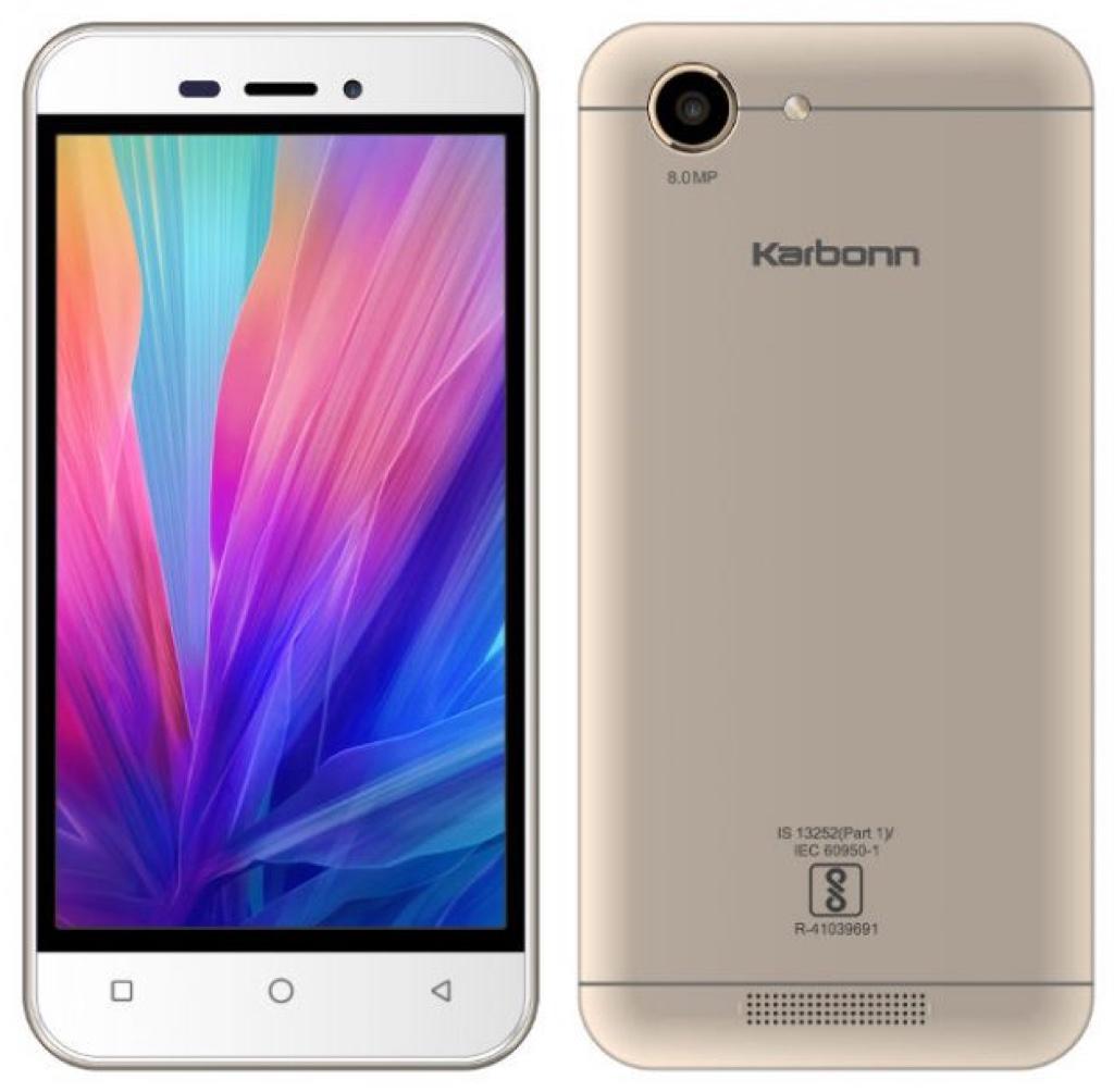 Karbonn Titanium Vista 4G Android アンドロイド スマートフォン スマホ スペック 性能 2016年