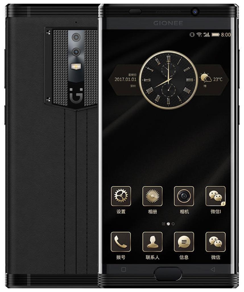 Gionee M2017 Android アンドロイド スマートフォン スマホ スペック 性能 2016年