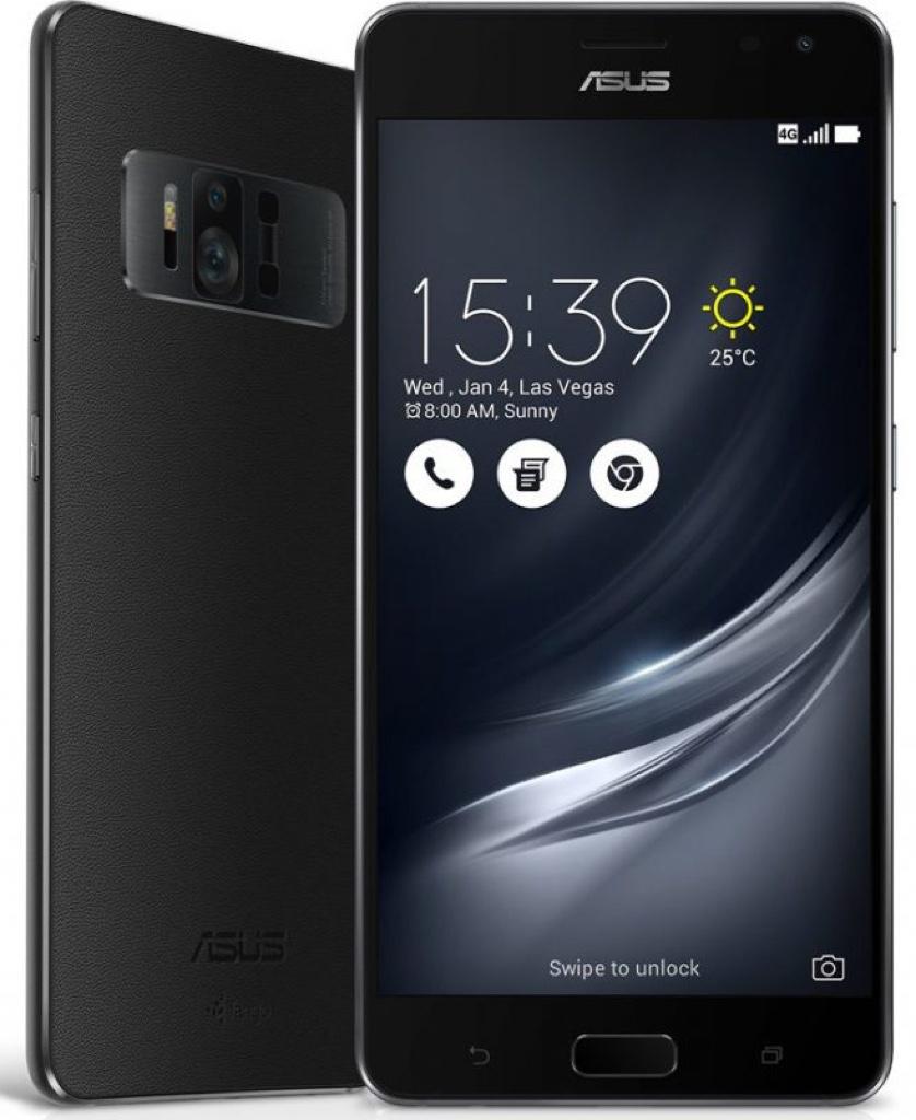 ASUS ZenFone AR エイスース ゼンフォン Android アンドロイド スマートフォン スマホ スペック 性能 2017年