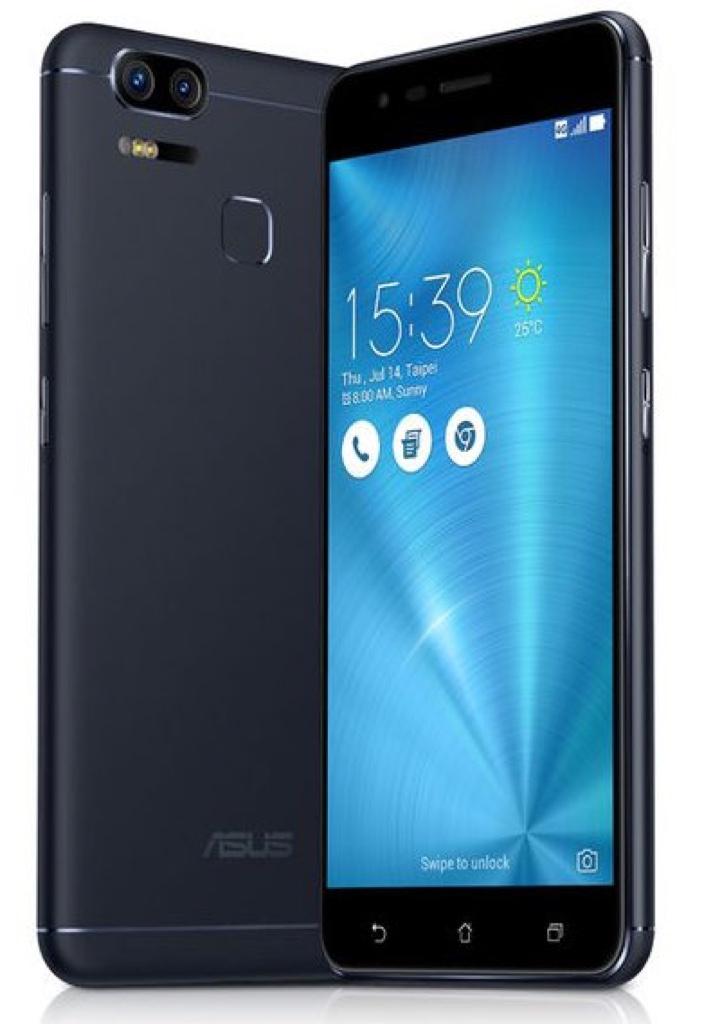 ASUS ZenFone 3 Zoom (ZE553KL) エイスース ゼンフォン Android アンドロイド スマートフォン スマホ スペック 性能 2017年 CES