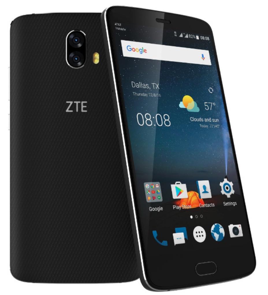 ZTE Blade V8 Pro Android アンドロイド スマートフォン スマホ スペック 性能 2017年