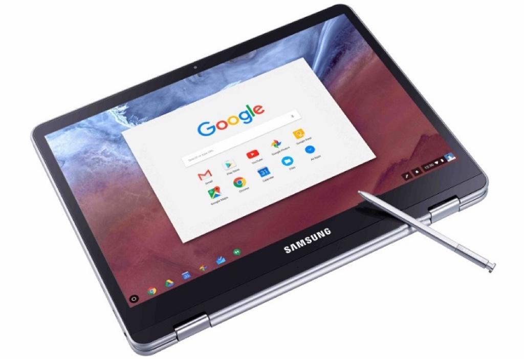 Samsung Chromebook Pro クロームブック スペック 性能 2017年