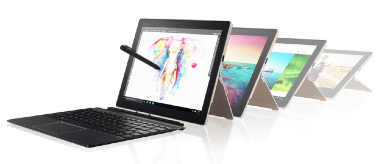 Lenovo Miix 720 レノボ Windows ウィンドウズ パソコン タブレット スペック 性能 2017年