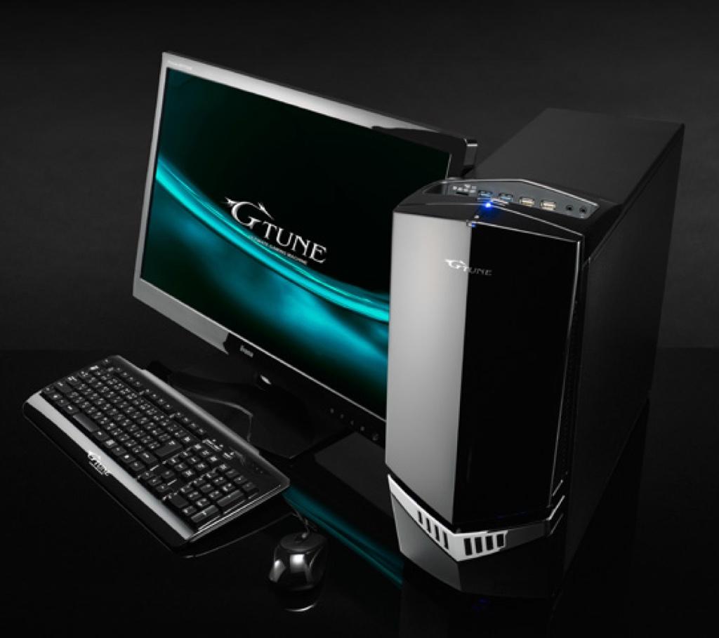 NEXTGEAR i660PA1-Dustel マウスコンピューター G-Tune Windows ウィンドウズ パソコン PC スペック 性能 2017年