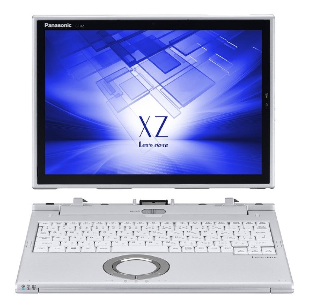 レッツノート XZ6 Panasonic パナソニック Windows ウィンドウズ パソコン PC スペック 性能 2017年